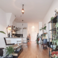 Studio/Spaces: Penthouse with rooftop & Rummelsburger Bucht lake panorama