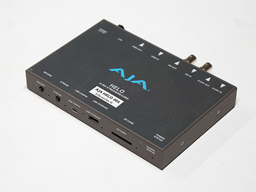 Rentals: AJA Helo - Streaming Encoder