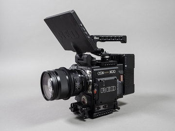 Rentals: RED DSMC-2 Dragon-X, 6K
