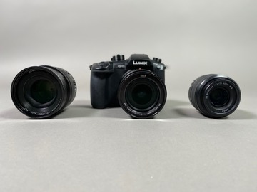 Rentals: Panasonic Lumix GH5