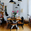 Studio/Spaces: Bright spacious loft nicely furnished in Berlin Mitte