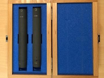 Rentals: Stereo Paar Schoeps CMC6 und MK2h