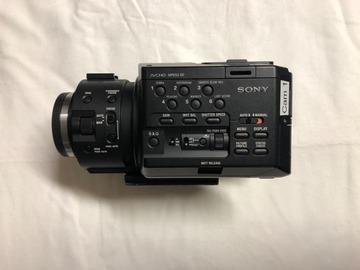 Rentals: Sony NEX-FS100E E-Mount FullHD