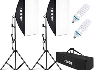 Rentals: EDDI Softbox Studio Light