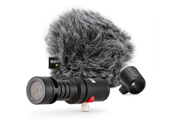 Rentals: Rode VideoMic Me-L | Iphone Microphone
