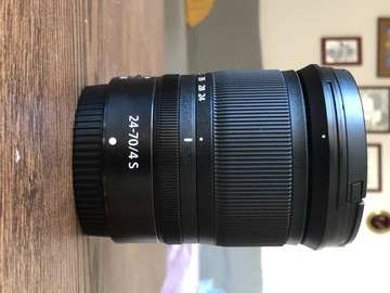 Rentals: Nikon NIKKOR Z 24-70mm f / 4 p