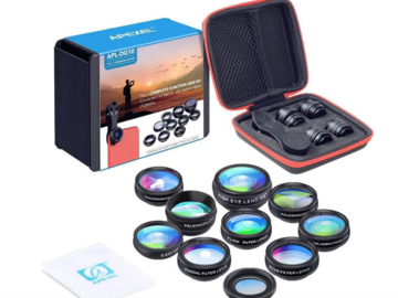 Rentals: 10in1 Smartphone Lenses Set