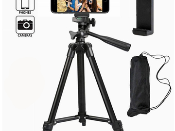 Rentals: Tripod For Camera, Smartphone iPhone Samsung And More