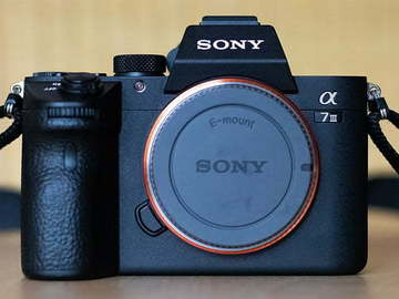 Rentals: SONY Alpha 7 M3(ILCE-7M3K) + 32GB SD card