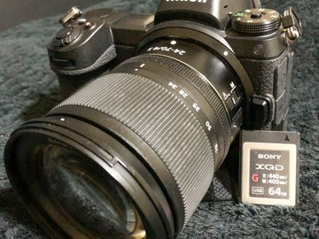Rentals: Nikon Z6 (FZ adapter) and Lens (24-70 mm)