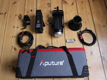 Rentals: Aputure LS 300X