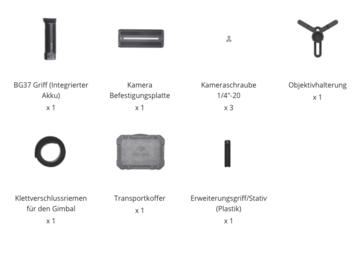 Verkaufen: DJI RONIN S | Essential Kit