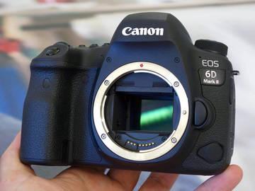 Rentals: Canon 6d mk ii