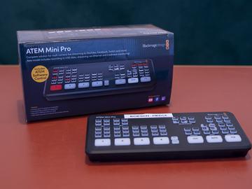 Rentals: Blackmagic Design Atem Mini Pro Bildmischer