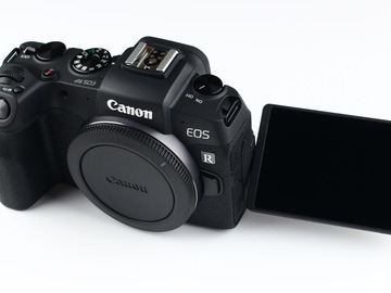 Rentals: Canon EOS RP - mirrorless full-frame