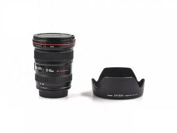 Rentals:  Canon EF 17-40mm f/4.0 L USM