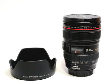 Rentals: Canon EF 24-105mm f/4 L IS USM