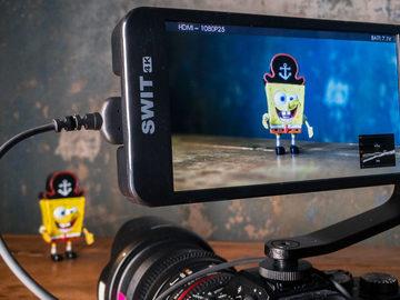 "Rentals: Swit 4K 5,5"" HDMI Monitor-Set"