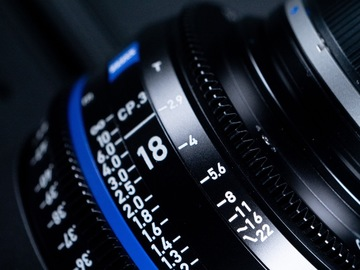 Rentals: Zeiss CP.3 Set: 18, 35, 50, 85mm