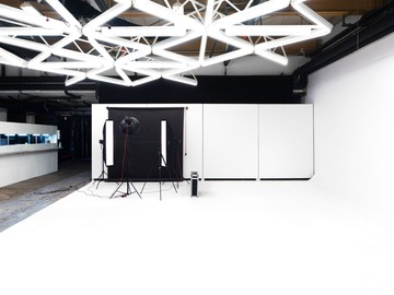 Studio/Spaces: Fotostudio & Filmstudio