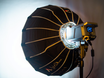 Rentals: Aputure Light Dome Mini II