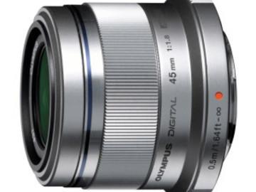 Rentals: Olympus M. Zuiko Digital ED 45 mm f1.8