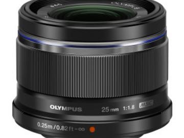 Rentals: Olympus M.Zuiko Digital ED 25mm f1.8 Objektiv