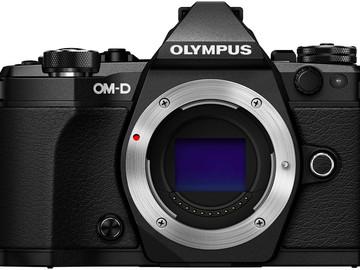 Rentals: Olympus OM-D E-M5 Mark ll