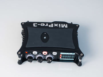 Rentals: Sound Devices Mixpre 3 II - 32 Bit float recorder