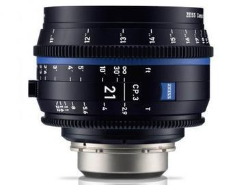 Vermieten: Zeiss Compact Prime CP.3 21mm/PL