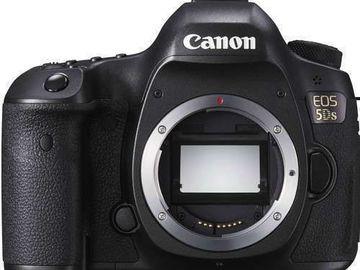 Rentals: Canon EOS 5Ds