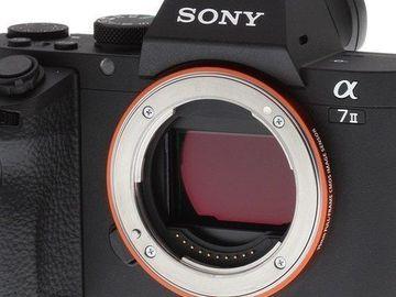 Rentals: Sony Alpha 7SII
