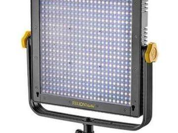 Rentals: Tecpro Felloni 50 Bi-Color (inkl. Dedo-Stativ&Softbox)