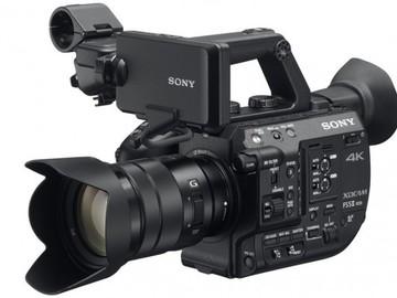 Rentals: Sony FS5