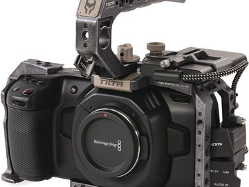 Rentals: Blackmagic Pocket Cinema Camera 4K - Kit Ready to Shoot