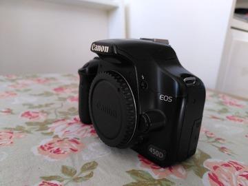 Rentals: Canon 450D