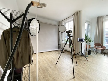 Studio/Spaces: Tiny Studio @Kontorhaus