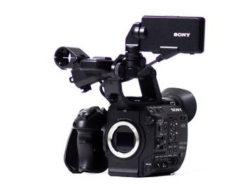 Rentals: Sony PXW-FS5 II