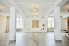 Studio/Spaces: Light-Flooded Yoga Loft Studio