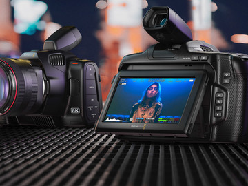 Rentals: Blackmagic Pocket Cinema Camera 6K Pro