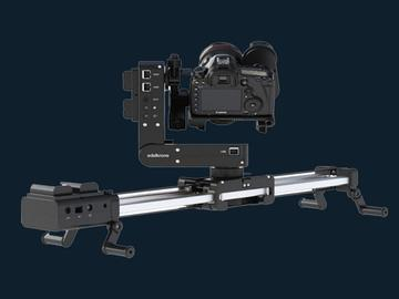 Rentals: edelkrone Head Plus und Slider Plus Komplettsystem