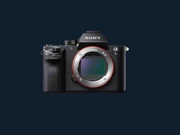 Rentals: Sony Alpha 7S II
