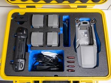 Rentals: DJI Mavic 2 Pro / Smart Controller (no Phone) / 4 Akku / NDs