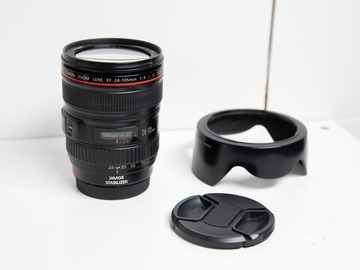 Vermieten: Canon EF 24-105mm f/4 L IS USM