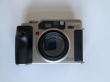 Rentals: Fujifilm GA645 Z i Professional