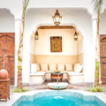 Studio/Spaces: Traditional and authentic Moroccan riad in Marrakech medina