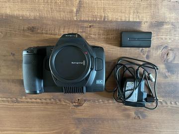 Rentals: Blackmagic Pocket Cinema Camera 6K Pro