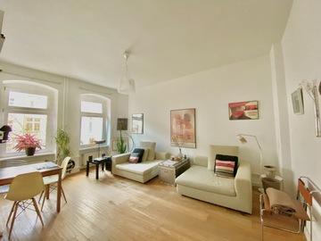 Studio/Spaces: Bright design flat in Prenzlauer Berg