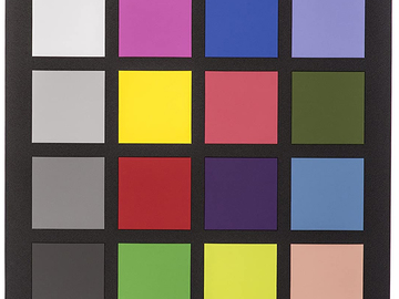 Rentals: COLOR CALIBRATION CARD | Datacolor SpyderCHECKR24 [Color Checker]
