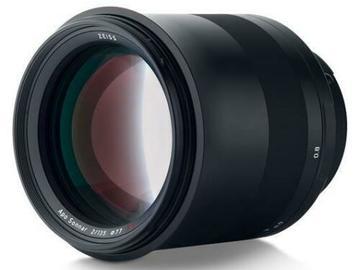 Rentals: Zeiss Milvus 135mm f/2,0 ZE Canon EF